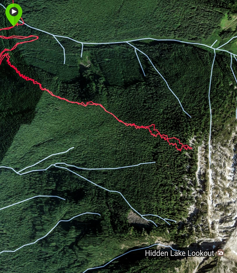 map-route-gps-cascades-lookout-satellite